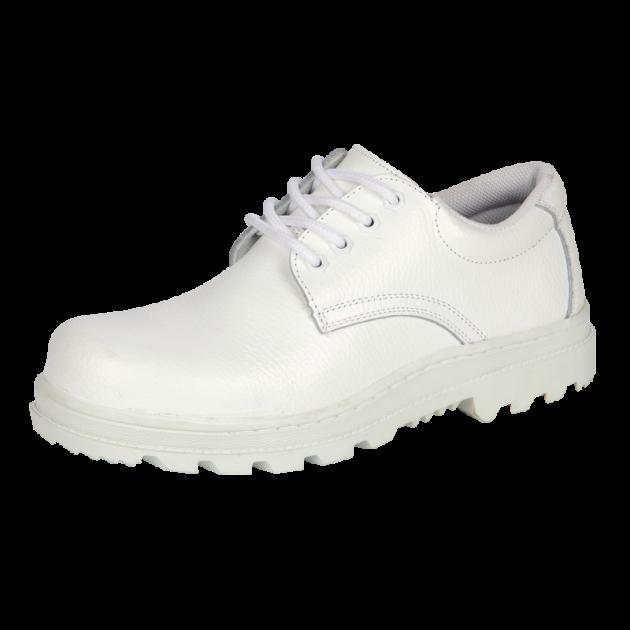 T0301S 鞋帶型 白 1