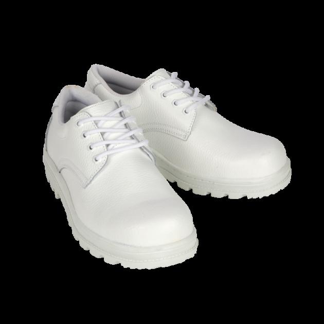 T0301S 鞋帶型 白 2