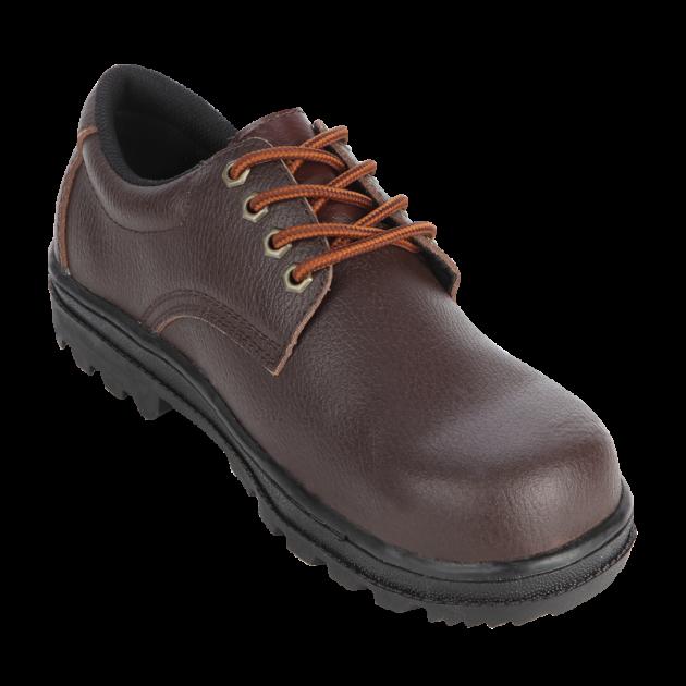 T0301S 鞋帶型 棕 2
